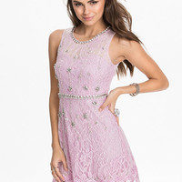 Lace Shift Decor Dress, NLY One