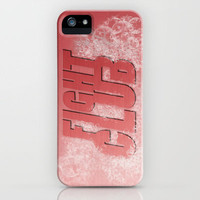 Fight Club Soap iPhone Case by Nicklas Gustafsson | Society6