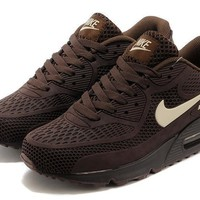 DCCK2 Nike Air Max 90 Essential Brown rice