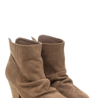 Tag Along Brown Booties