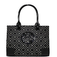Tory Burch - Ella Quilted Nylon Tote - Saks Fifth Avenue Mobile