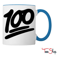 100 Coffee & Tea Mug