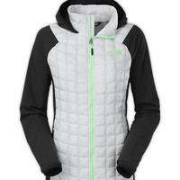 The North Face Women's Jackets & Vests INSULATED THERMOBALL WOMEN'S THERMOBALL™ HYBRID HOODIE