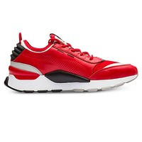 Puma RS-0 Sound High Risk Red Gray Violet Black 366890 03 Mens Casual Sneakers