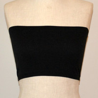Bandeau Top - Black