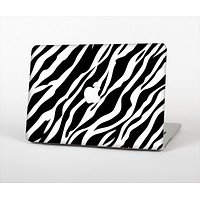 The Simple Vector Zebra Animal Print Skin Set for the Apple MacBook Air 13""