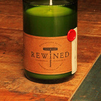 Rewined Candles - Signature Wine Bottle Candle