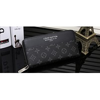 LV fashion ladies long wallet[380316581924]