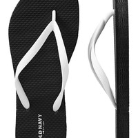 Old Navy Womens Classic Flip Flops