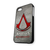Assassin Creed Logo Brotherhood iPhone 4/4S Case