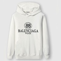 Boys & Men Balenciaga Fashion Casual Top Sweater Pullover Hoodie