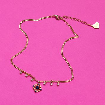 Rad Royalty Sparkle Necklace