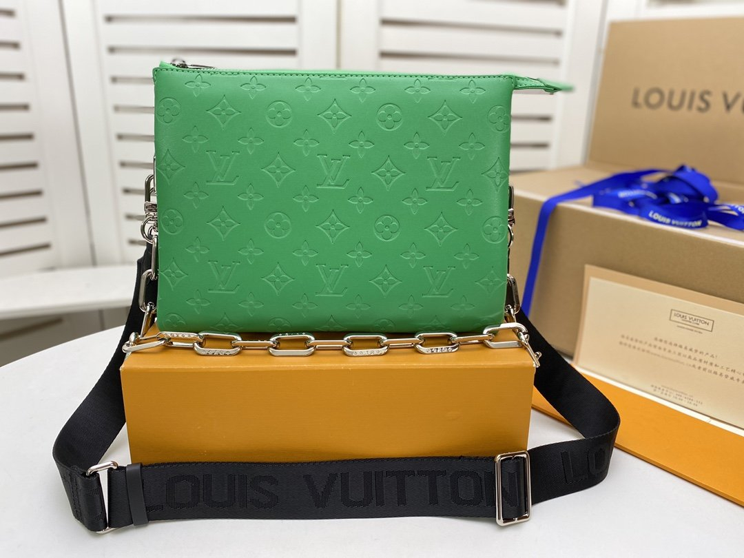 Image of louis vuitton womens leather shoulder crossbody bag satchel lv tote bags  05500