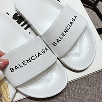 Balenciaga Piscine Slide Sandals #243
