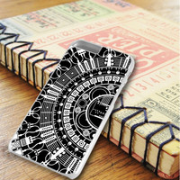 Mandala Black White Vector Cable iPhone 6 Plus | iPhone 6S Plus Case