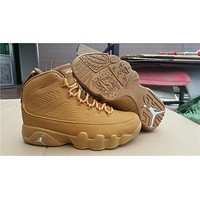 Air Jordan 9 Retro Wheat Basketball Shoes Us 8 13