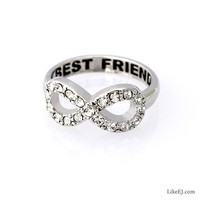 Best Friend Knuckle Ring