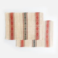 Santa Fe Woven Placemats, Set of 6