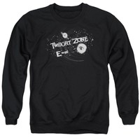 Twilight Zone - Another Dimension Adult Crewneck Sweatshirt Officially Licensed Apparel