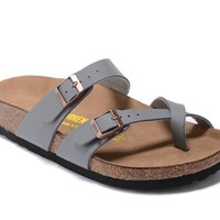 Birkenstock Summer Fashion Men Women Slippers Casual Sandals