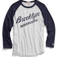Brooklyn Warriors Baseball Tee