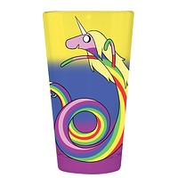 Adventure Time - Lady Rainicorn Pint Glass