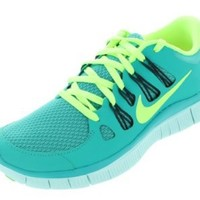 Nike Free 5.0+ Womens Running Shoes 580591-373 Sport Turquoise 7 M US