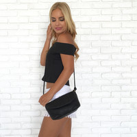 Rosemary Handbag In Black