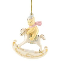 Lenox 2016 Winnie the Pooh Baby's 1st Christmas