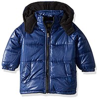 iXtreme Baby Boys Infant Classic Puffer Blue