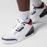 Nike Air Jordan 3 Retro SE Denim Basketball Shoes Sneakers