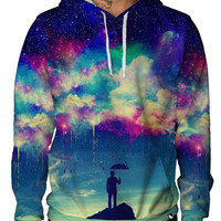 Till The Sky Falls Down Unisex All Over Print Hoodie