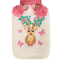 Deer Hot Water Bottle - New In This Week  - New In
