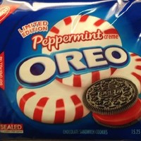 Oreo Peppermint Creme Limited Edition (2 Pack)
