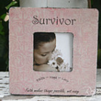 Personalized frames motivational gifts breast casncer gifts cancer survivor religious gifts personalized gift ideas gifts for her