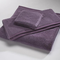 Eggplant MicroCotton Luxury Towels