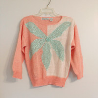 SALE / Vintage Retro Sweater