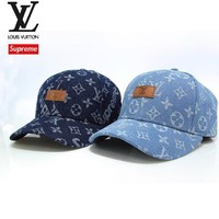 ABHCXX Louis Vuitton x supreme