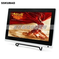 10.6'' Widescreen 1920*1080 IPS LED Panel 1080P Monitor Support HDMI VGA USB for XBOX PS4 Game Console /Raspberry Pi