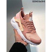 Nike Air Huarache Run Premium 4 cheap Men's and women's nike shoes