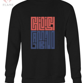 Childish Gambino Logo Long Sweater