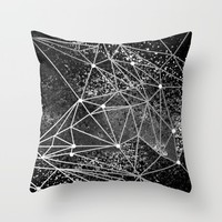 space structure Rectangular Pillow by Bunny Noir