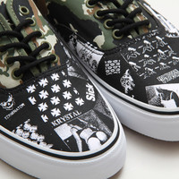 CNCPTS / Vans Syndicate Authentic China Girl Summer (Black/Camo)