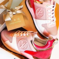 Louis Vuitton Run Away Sneaker #2314
