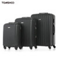 "3Pcs Luggage Set With Wheels Carryon Cabin Free Suitcase Tsa ABS Baggage Travel Luggage Spinner 20""24""28"" Hard Shell Bolsas SM6"