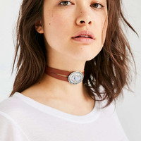 Myra Western Choker Necklace - Urban Outfitters