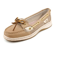 Sperry Top Sider Angelfish Mesh Women Boat Shoe