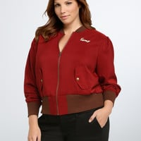 Marvel By Her Universe Collection Tony Stark Bomber Jacket