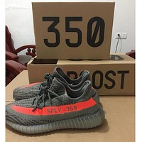 Highest Version Sply 350 V2 kanye west shoes size 13 Boost Season 3 running shoes SPLY 350 shoes Sneakers
