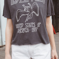 Remi Led Zeppelin Top - Band Tees - Graphics